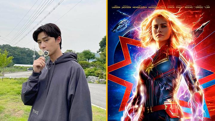 朴敘俊有望出演《Marvel隊長2》女導演曾公開示愛