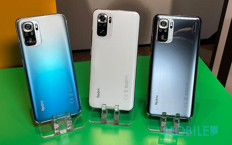 【機價行情】$1,600 有找至平 5G 手機,Redmi Note 10 5G 港版發佈