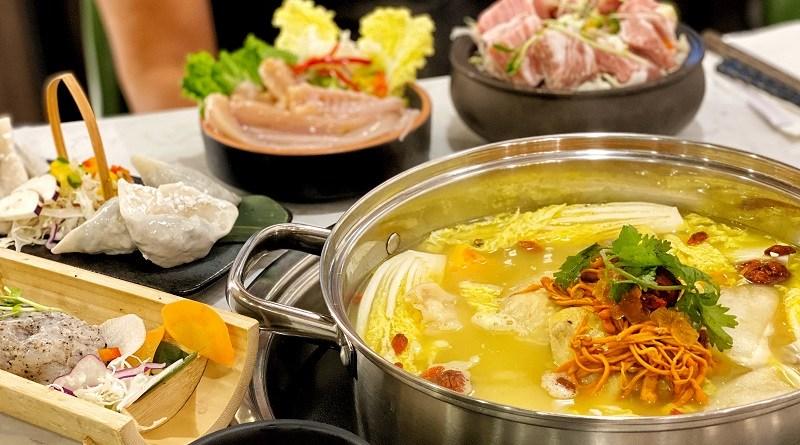 〈好食〉精緻打邊爐 銅鑼灣禾庭手工火鍋