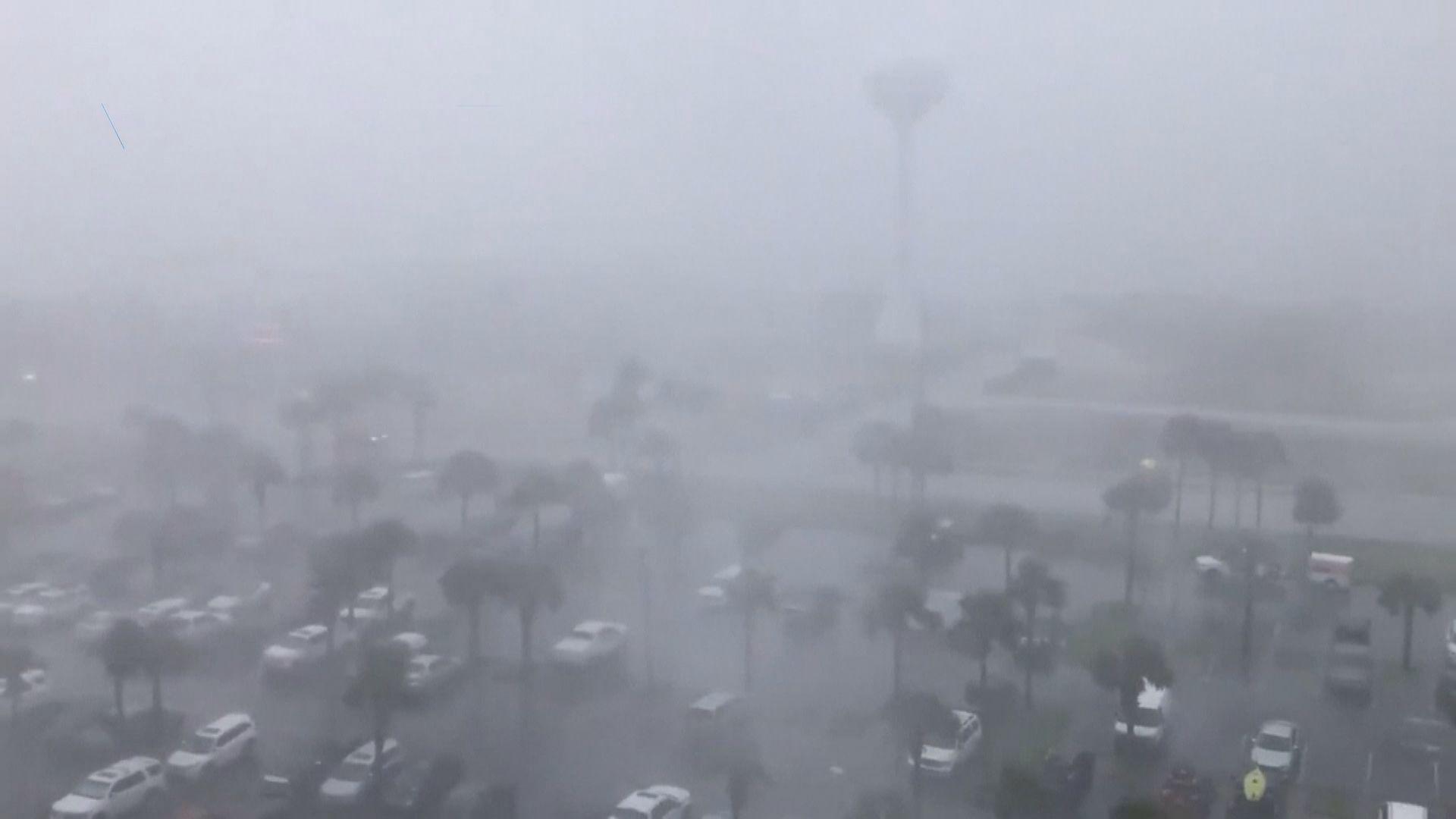 熱帶風暴克勞德特吹襲美國多個州份 至少13人死亡