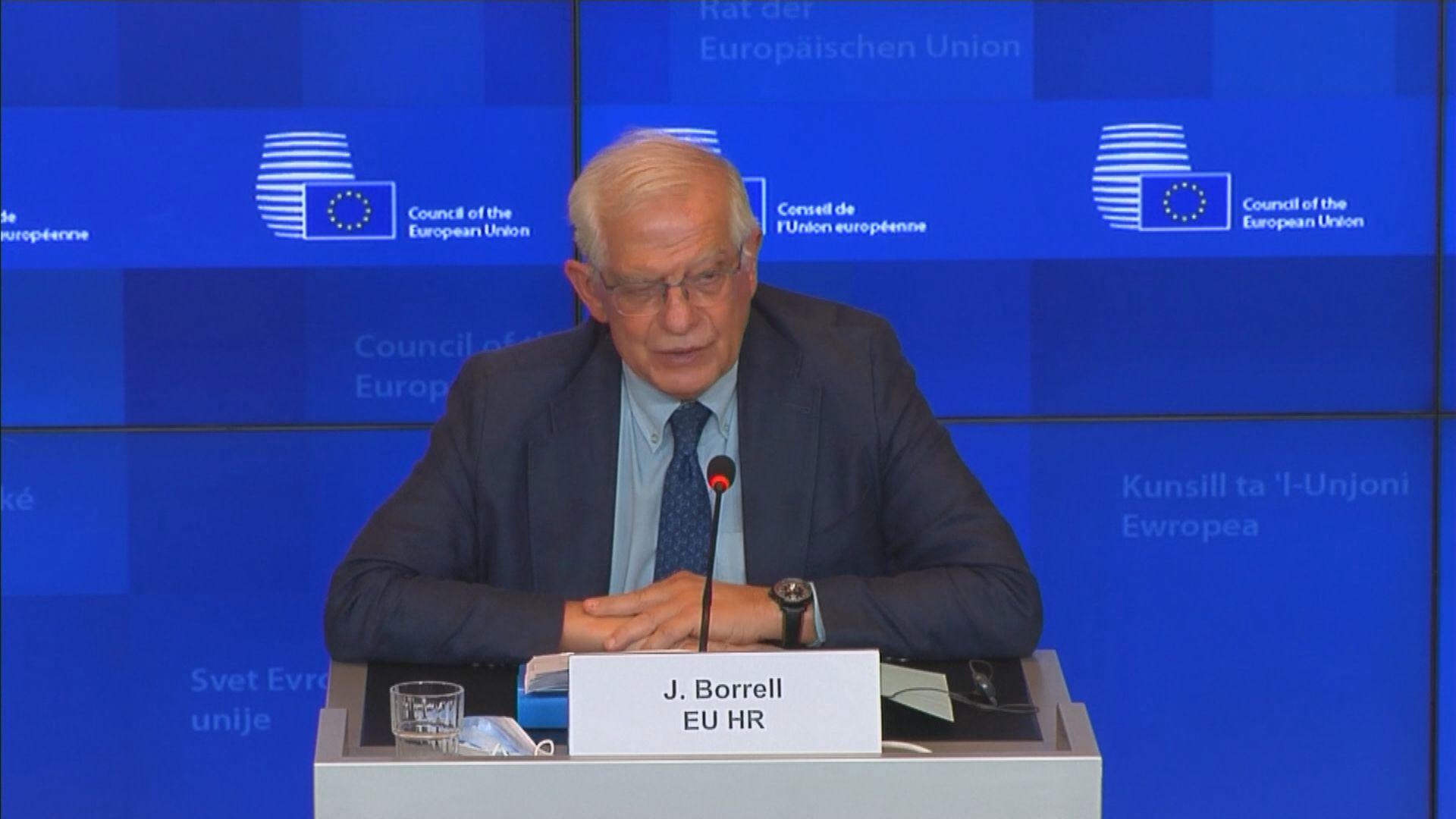 美英加及歐盟對白俄實施新一輪制裁
