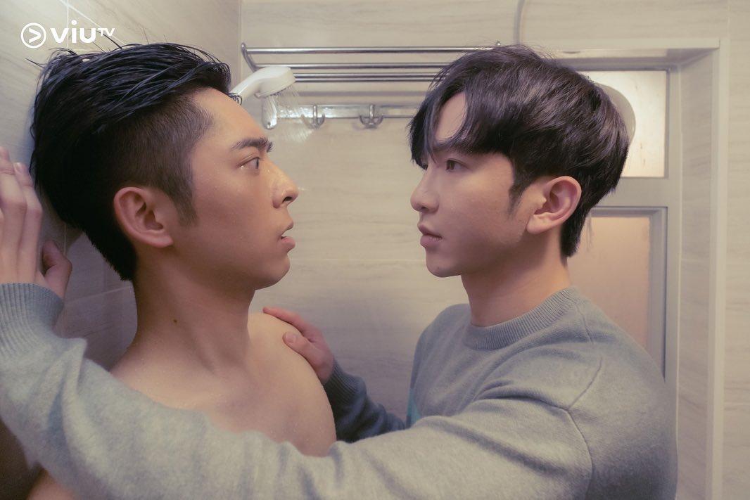【大叔的愛】傳收視破ViuTV紀錄 Anson Lo 浴室強吻 Edan