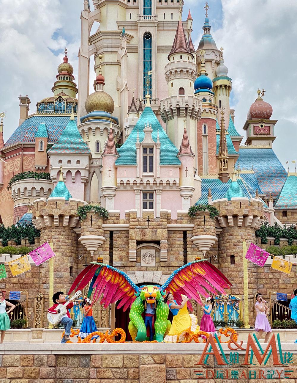 15周年慶祝活動 香港迪士尼樂園《迪士尼尋夢奇緣》