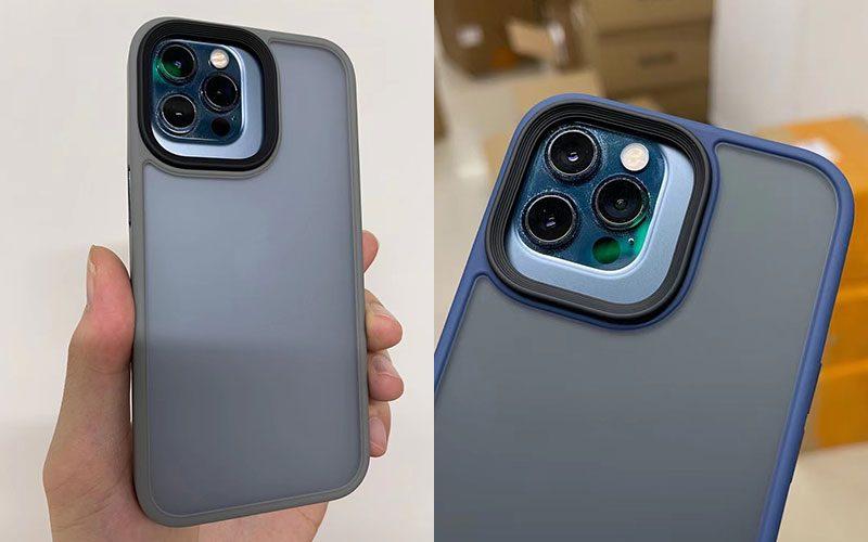 iPhone 13 Pro 鏡頭位有幾大 ? 將新殻套上舊機就知