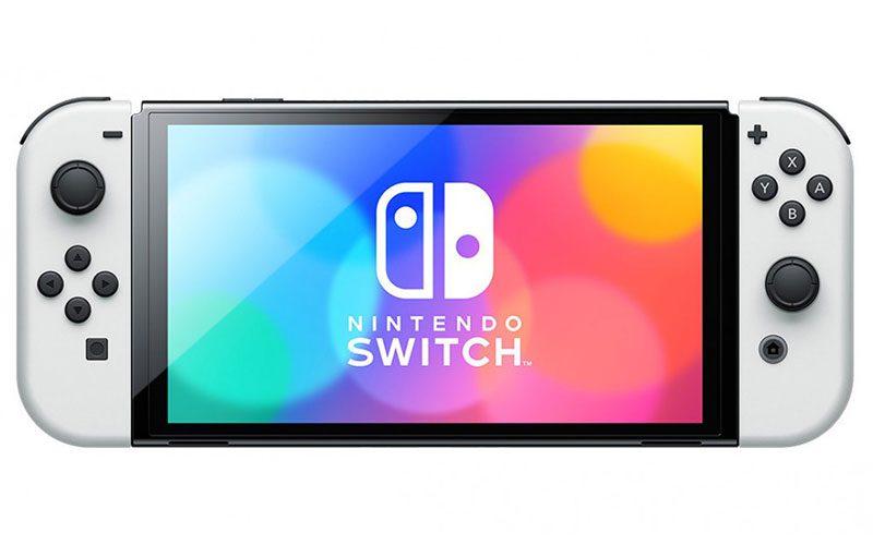 任天堂出新 Switch 用 OLED 芒,港行賣 $2,680 十月上市