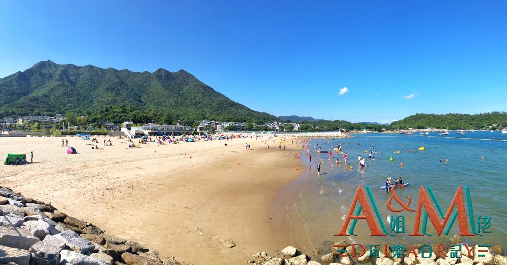 〈好遊〉全新人造沙灘 大埔龍尾泳灘