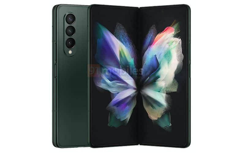 開展厚度僅 6.4mm,入網工信部 Galaxy Z Fold3 規格確認