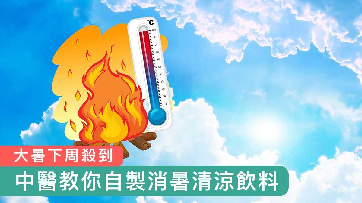 〈好Life〉大暑下周殺到 DIY 消暑清涼飲料