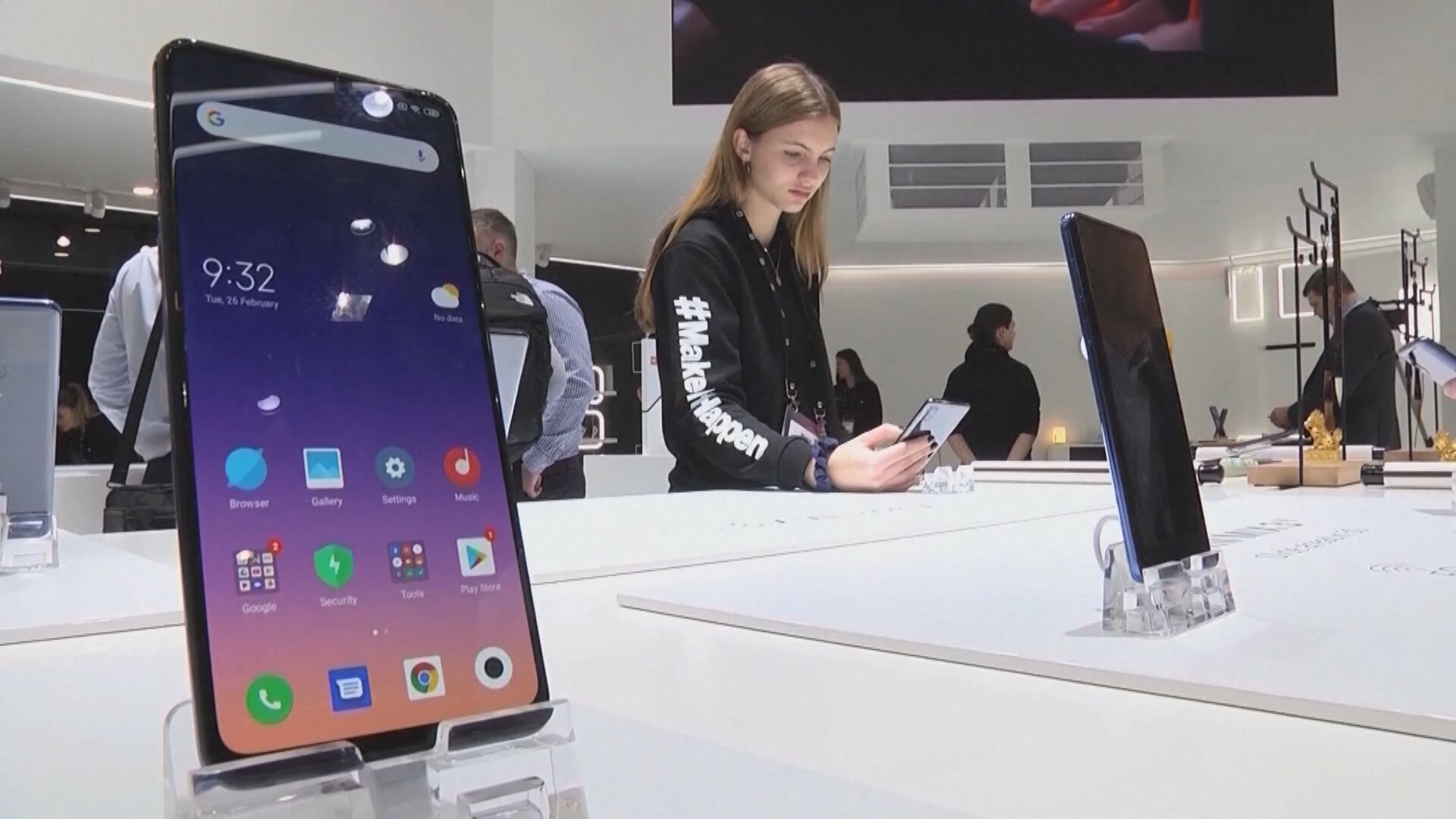 小米力壓Apple成全球手機銷售No.2