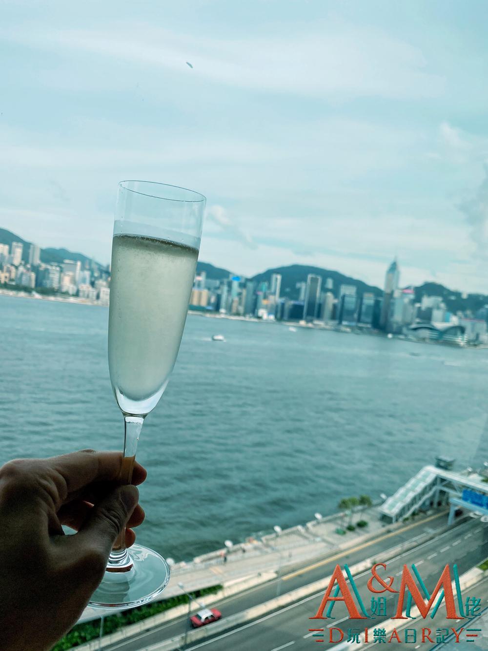 [香港Staycation] CP值超高五星 千禧新世界酒店