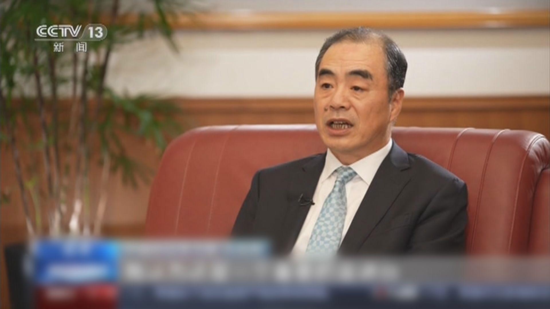 中國駐日大使孔鉉佑:東奧對中國而言是宣講台