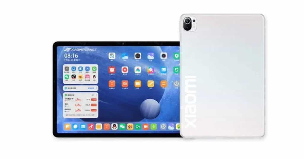 配備 S860 處理器及2K 120Hz 屏幕,小米平板5官方海報曝光!