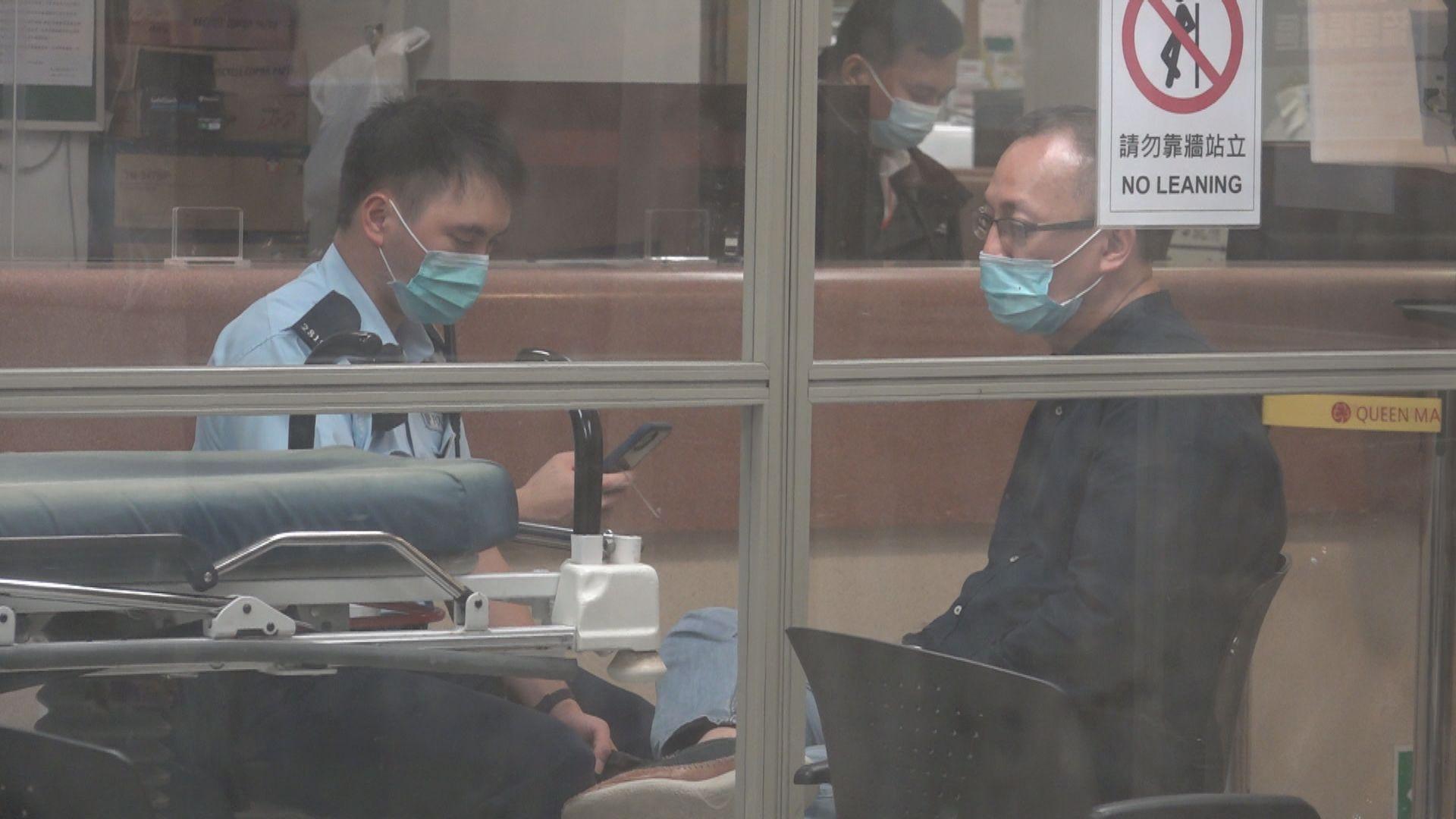 網台主持傑斯被控煽動罪押後十月再訊