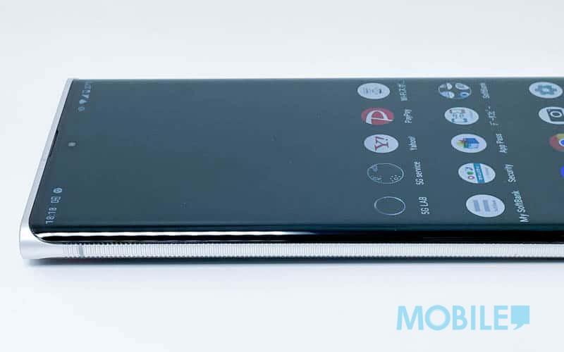 雙指螢幕辨識,Leica 味十足機身,Leitz Phone 1 開箱玩