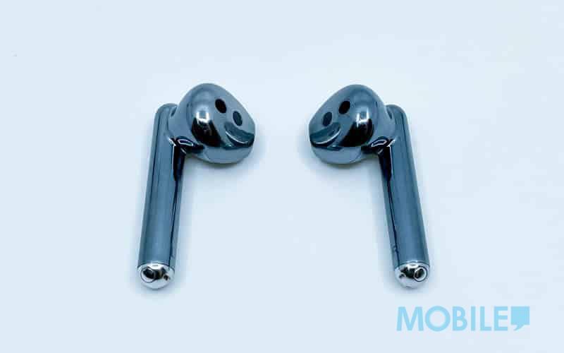 ▲ 常見 AirPods 類別半入耳框體設計