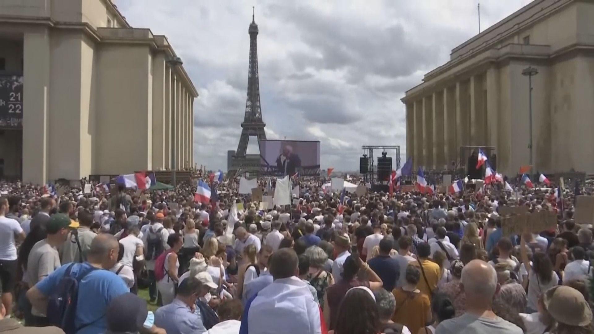 【即日焦點】唐英傑煽動分裂國家及恐怖活動罪成 法官:有意威脅公眾並帶政治目的;法國沒打疫苗將限進食肆惹十多萬人示威