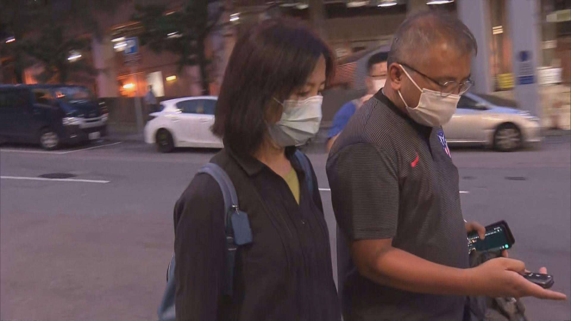 直播七一襲警案記者被扣旅遊證件 警方指暫沒有人被捕