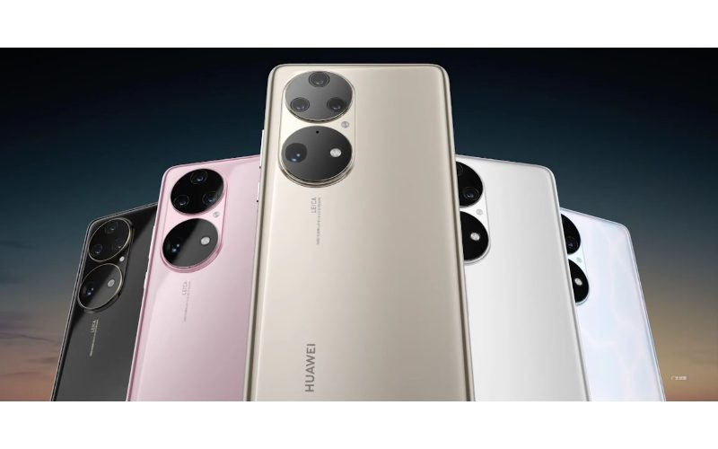 Leica 黑白模式重回及加入200 x Zoom,HUAWEI P50 系列登場!