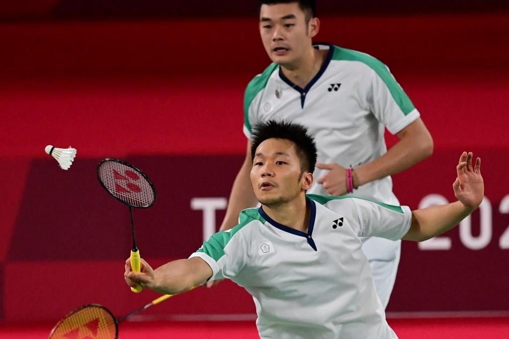 奧運羽毛球男雙決賽  國家隊不敵中華台北奪銀