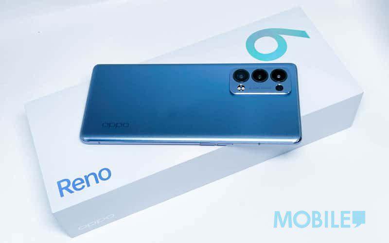 OPPO RENO 6 系列有傳下週在港發表!