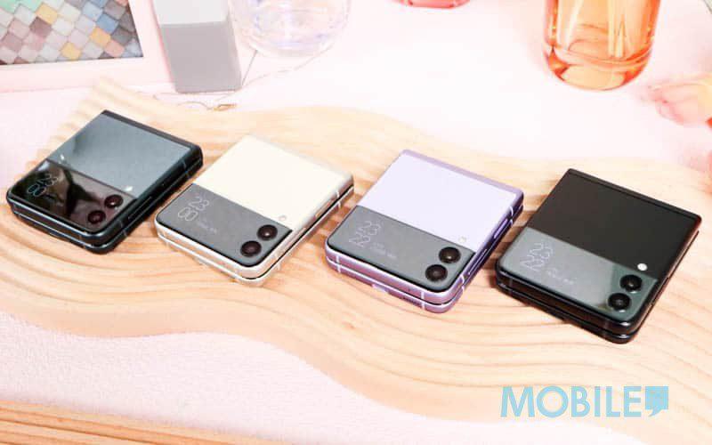 多色設計、副屏更實用,Galaxy Z Flip3 上手玩