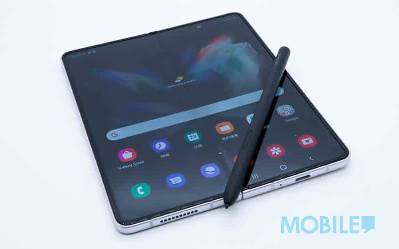 摺芒玩筆控體驗 Fit 晒,試 Galaxy Z Fold 3 用 S Pen、專屬配件