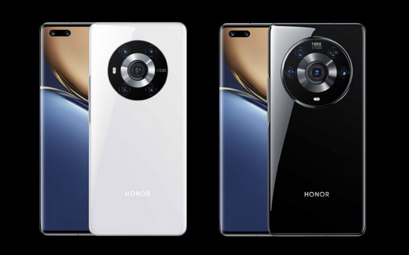 全線配備 Snapdragon 888+,120Hz OLED 瀑布屏 Honor Magic 3 發佈