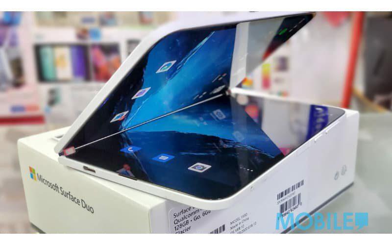 「土炮」雙芒不死,傳 Surface Duo 2 十月再戰市場