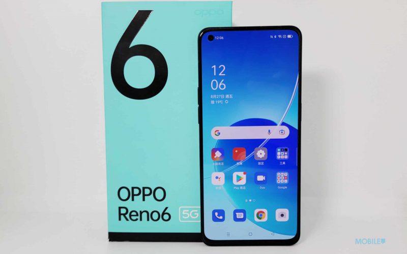 手感及拍攝功能大有提升,OPPO Reno6 5G實測!