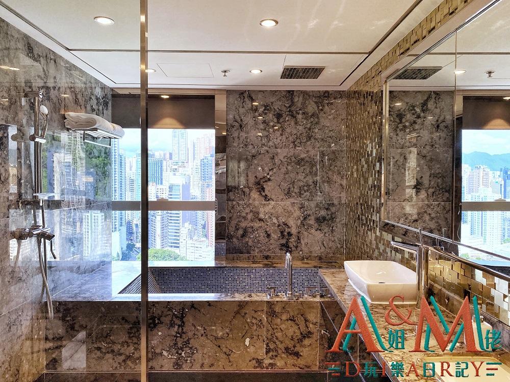 【香港Staycation】抵玩泡泡浴套房之選 銅鑼灣愛麗舍酒店