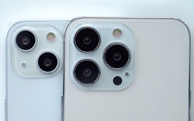 凹屏更細、攝力更好、Pro 版畫面升級,iPhone 13 賣點有呢 D