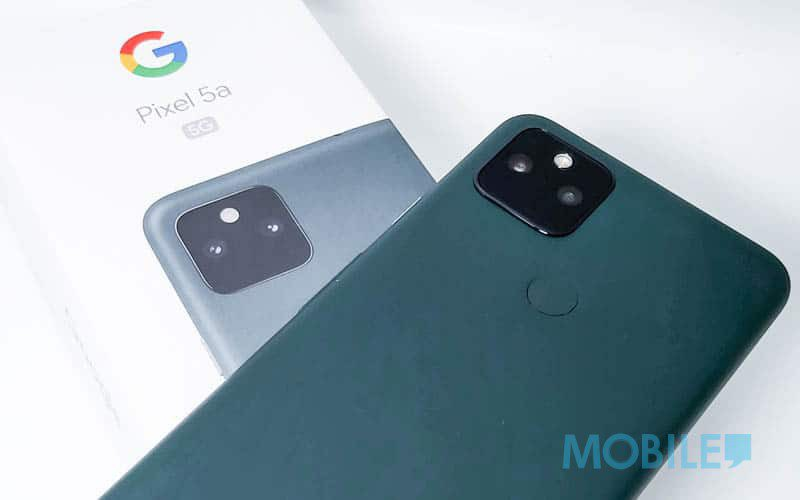 中價「親生仔」配置穩陣,Pixel 5a 5G 開箱試鏡頭、效能