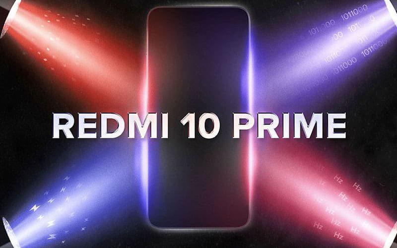 6,000mAh 大電池,Redmi 10 Prime 發佈前搶閘自曝規格