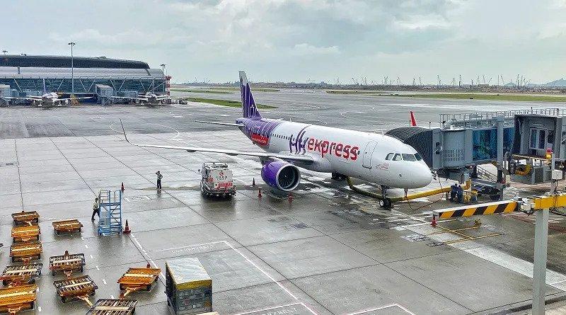 全港首個SDM舞動慈善航班 HK Express環港遊Flycation