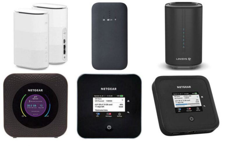 流動 vs 家用: 4G/5G Router 點揀好?