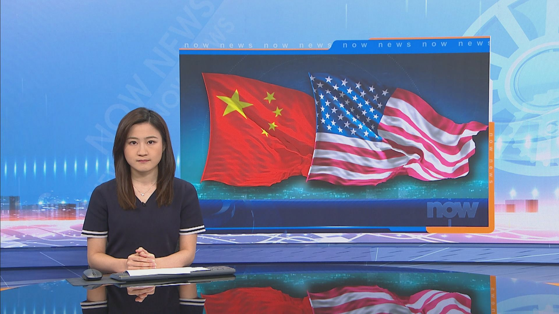 中美元首同意保持聯繫 為兩國關係發展創造條件