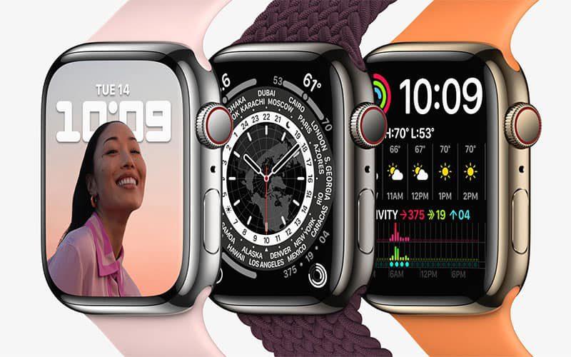 【Apple Event】螢幕更大更耐用,Apple Watch Series 7 發佈但想買就要等