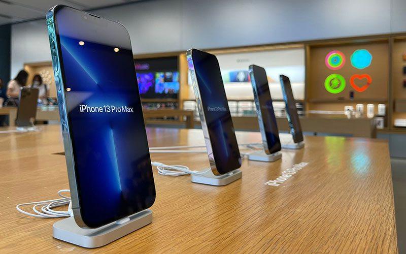 【Apple Store 十週年】iPhone 13 系列今開賣,1TB 大機 +$1,500