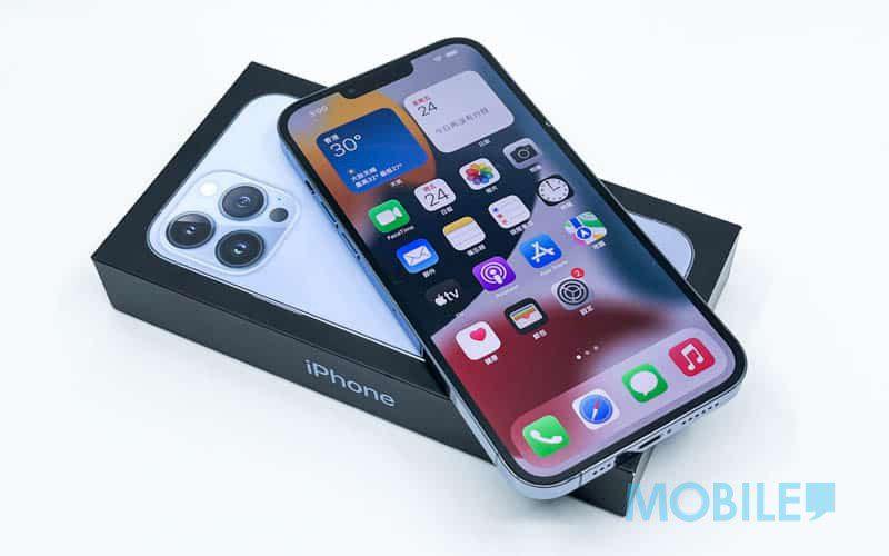 強勁圖像處理表現   iPhone 13 Pro Max 開箱、試效能、打機