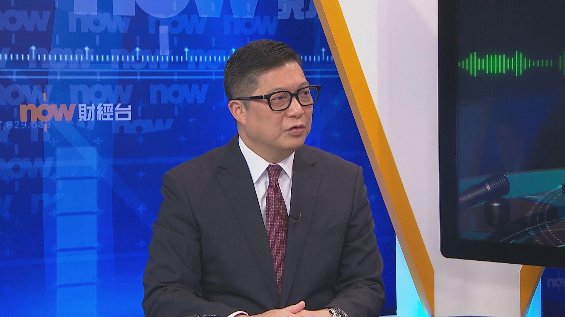 鄧炳強:辱罵公職人員培養不守法意識 支持研究立法
