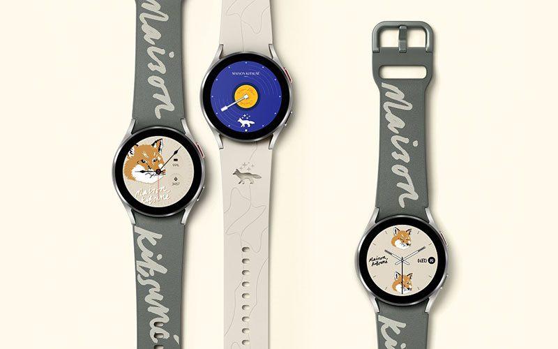 港版不日上市,下週一預售 Galaxy Watch4|Buds2 Maison Kitsuné 特別版