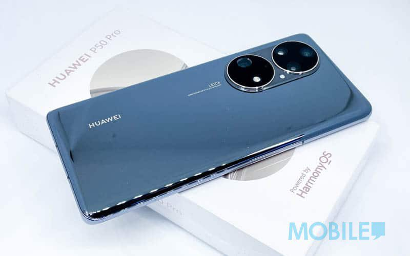 搭載 HarmonyOS 國際版,HUAWEI P50 系列有望於明年初全球發表!