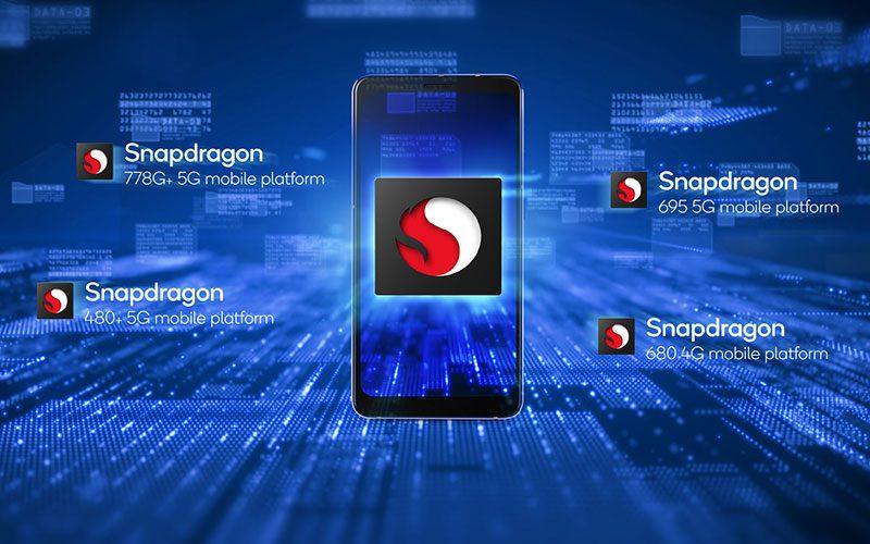 豐富中端 5G 平台選擇,高通發表 Snapdragon 778G+ 等四款新品