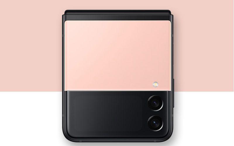 唔止玩自選配色,Galaxy Z Flip3 又嚟粉系新款
