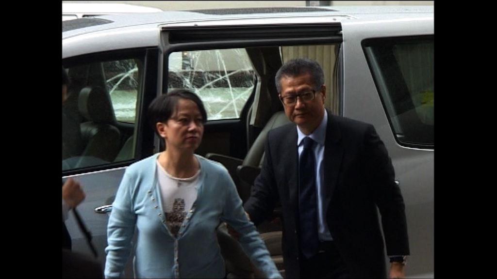 陳茂波誹謗案上訴得直 官指電郵不屬惡意誹謗