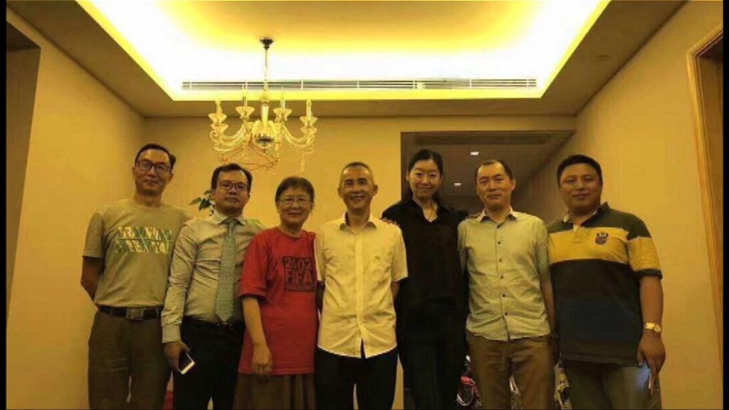 維權律師李和平判緩刑後回家團聚