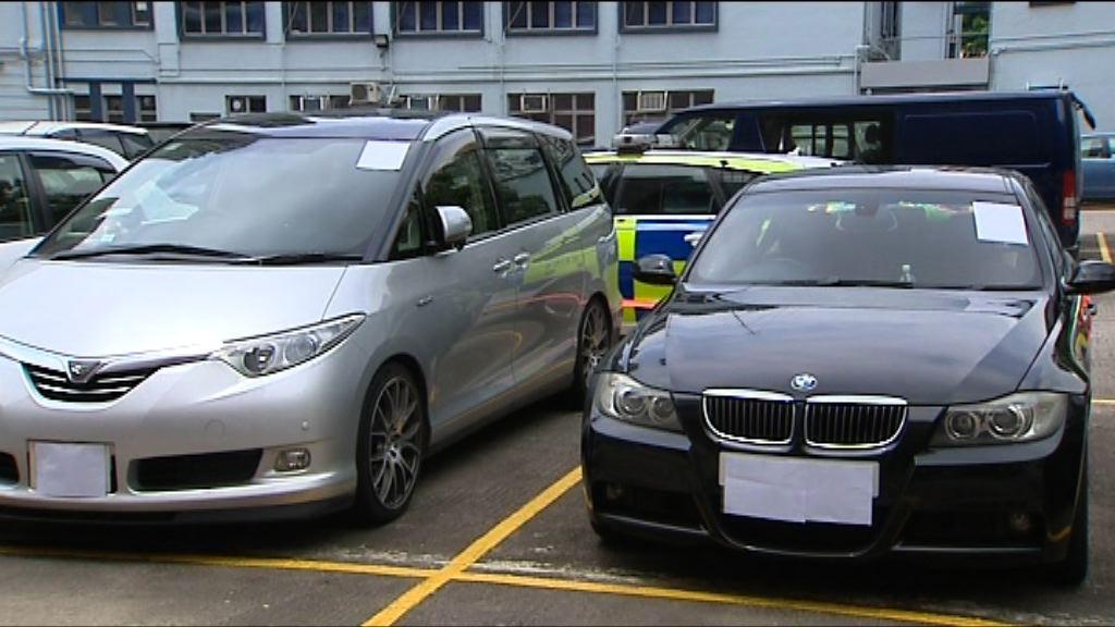 警方稱不排除更多非法載客司機被捕
