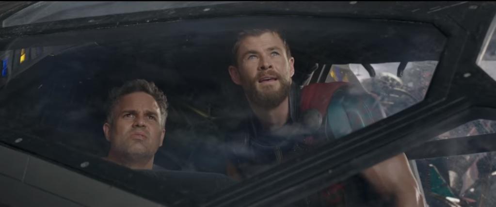 雷神與變形俠醫在今集有頗多交流,建立出一份打不死的感情。