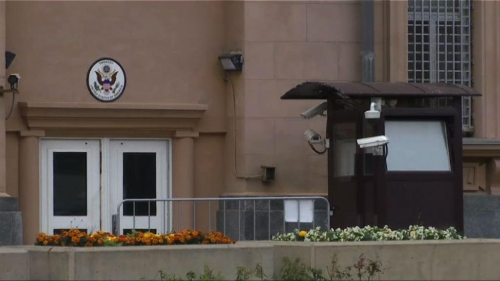 美使館人員限期前進入郊區別墅遭俄拒