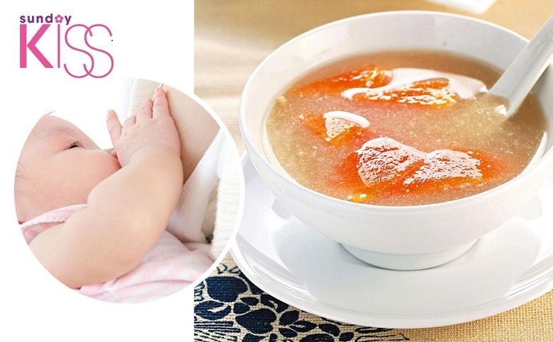 〈好B〉母乳餵哺 中醫教做4款催乳食療